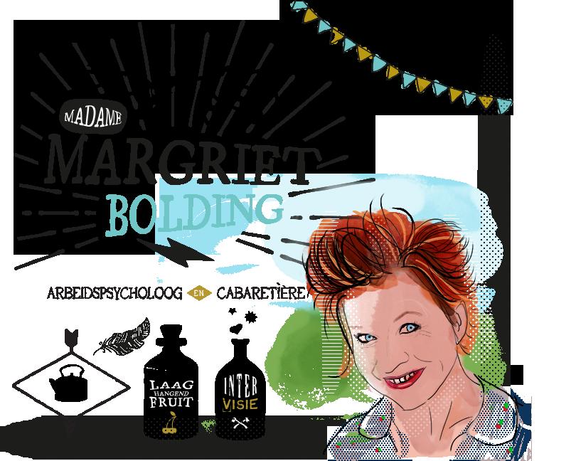 Margriet Bolding